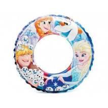 INTEX Nafukovací kruh Frozen 51cm 56201