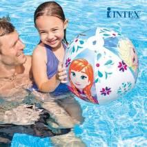 INTEX Nafukovací míč Frozen 51cm 58021