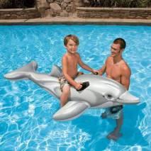 INTEX Nafukovací delfín 201x76cm 58539