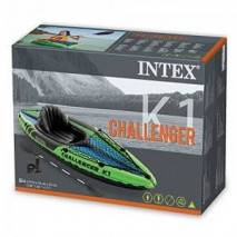 INTEX Kajak Challenger K1 SET 68305