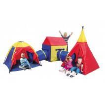 Dětská stanová sestava 5v1 8906