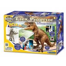 [poškozený obal] T-Rex projektor a hlídač pokojíčku