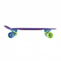 "NILS Pennyboard EXTREME BASIC PURPLE 22,5"" 57cm"