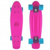 "NILS Pennyboard EXTREME PINK 22,5"" 57cm"