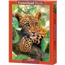 Puzzle 1500 dílků - Malý lovec 151493