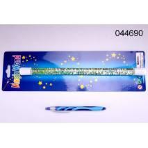 Magická hůlka s glitry 30cm