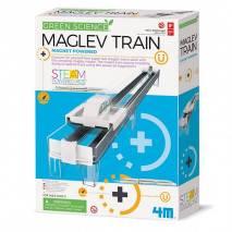 4M ECO Magnetický vlak MAGLEV