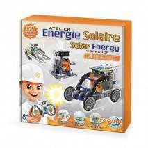 BUKI Stroje na solární energii 14v1