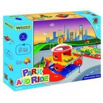 Wader Kid Cars přestupní stanice 5m 51792