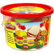 Hasbro Play-Doh Modelovací set v kyblíku PICNIC
