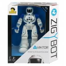 MaDe Robot Viktor na IR dálkové ovládání 2017 - modrý