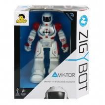 MaDe Robot Viktor na IR dálkové ovládání 2017 - červený