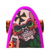 "NILS Pennyboard EXTREME CRUDE MEXICAN 22"" 56cm"