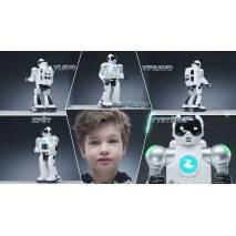 MaDe Interaktivní robot Zigy s tajnou misí 2017