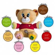 Medvěd Tedík česky mluvící
