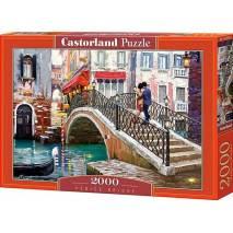 Puzzle 2000 dílků - Most v Benátkách 200559