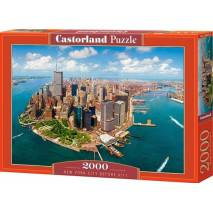 Puzzle 2000 dílků - New York před 11.září 200573