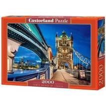 Puzzle 2000 dílků - Tower Bridge Londýn 200597