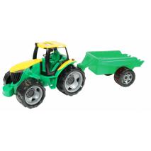 LENA Velký traktor s vlekem 71cm