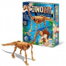 BUKI DinoKIT vykopávka a kostra Brachiosaurus