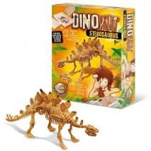BUKI DinoKIT vykopávka a kostra Stegosaurus