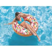 INTEX Kruh Sprinkle donut 114cm 56263