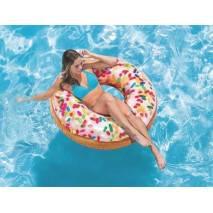 INTEX Kruh Sprinkle donut 114cm 56263