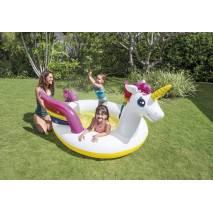 INTEX Nafukovací bazén Jednorožec 57441