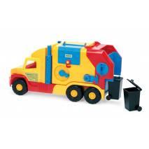 Wader Super Truck Popelářské auto 57cm