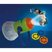BUKI MiniScience Lampa-projektor 3v1 zvířata
