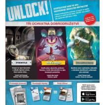 Karetní hra Unlock CZ