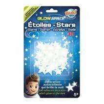 BUKI GlowSpace Svítící hvězdy na strop