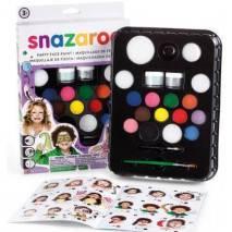Snazaroo Velká sada barev na obličej Party Pack