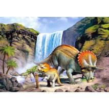 Puzzle 260 dílků - Triceratops 26593