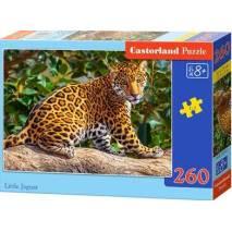Puzzle 260 dílků - Malý Jaguar 27392