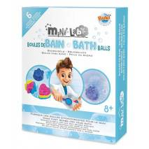 BUKI Výroba koupelových bomb miniLab