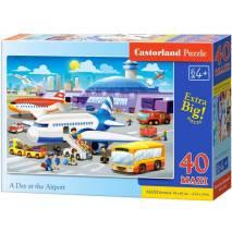 Puzzle MAXI 40 dílků - Letiště 40223