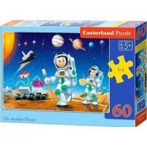Puzzle 60 dílků - Na jiné planetě 6953