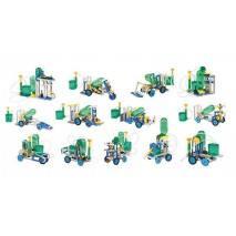 BUKI Stroje na vodní pohon