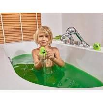 Glibbi zábavné koupání ve slizu - zelená