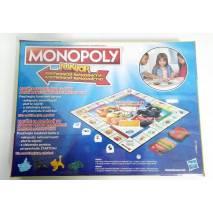 Hasbro Monopoly Junior Elektronické bankovnictví CZ/SK