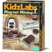 4M Těžba magnetů