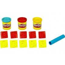 Hasbro Play-Doh Modelovací set v kyblíku ČÍSLA