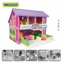 Wader Dívčí domeček na hraní 25400