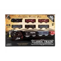 Vlaková souprava Classic Train 1+5 nákladních vagónů