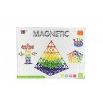 Magnetická stavebnice MAGNETIC 200 dílků