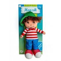 Panenka Honzík 30cm - mluví česky