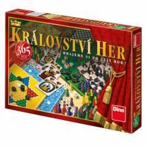 Dino Království her - soubor 365 společenských her