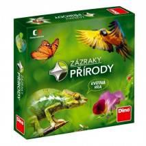 Dino Zázraky přírody - kvízová hra