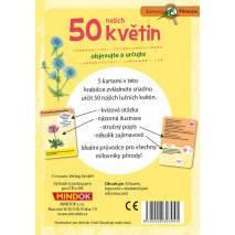 Mindok Expedice příroda: 50 květin